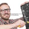 Что делать, если компьютер выдает синий экран при включении фото