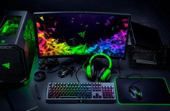 Игровой компьютер фото